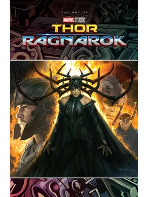 cover image of Marvel's Thor: Ragnarok: The Art of the Movie