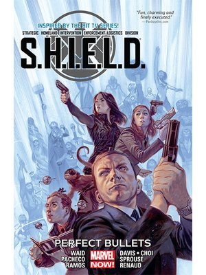 cover image of S.H.I.E.L.D. (2015), Volume 1