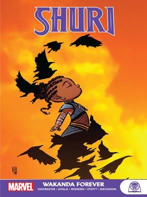 cover image of Shuri: Wakanda Forever