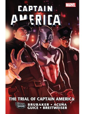 cover image of Captain America: Trial of Captain America