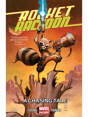 cover image of Rocket Raccoon (2014), Volume 1
