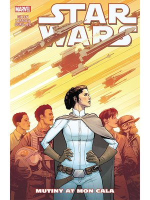 cover image of Star Wars (2015), Volume 8