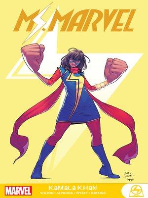 cover image of Ms. Marvel: Kamala Khan