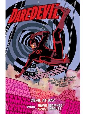 cover image of Daredevil (2014), Volume 1