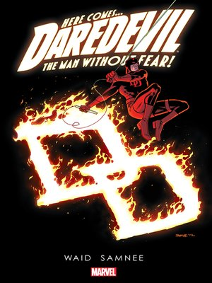 cover image of Daredevil by Mark Waid (2011), Volume 5