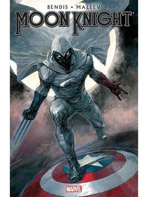 cover image of Moon Knight (2011), Volume 1