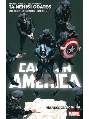 cover image of Captain America (2018), Volume 2