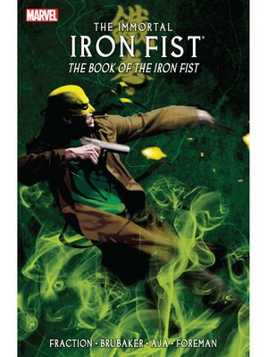 cover image of The Immortal Iron Fist (2006), Volume 5