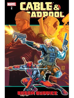 cover image of Cable/Deadpool (2004), Volume 4