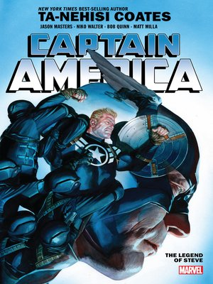 cover image of Captain America (2018), Volume 3