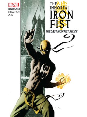 cover image of The Immortal Iron Fist (2006), Volume 1
