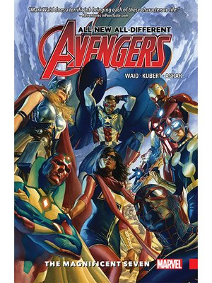 cover image of All-New, All-Different Avengers (2015), Volume 1