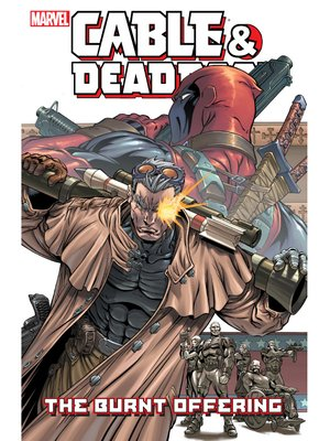 cover image of Cable/Deadpool (2004), Volume 2