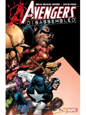 cover image of Avengers: Disassembled