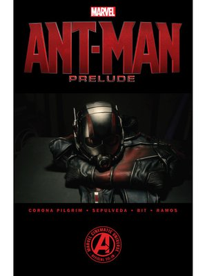 cover image of Marvel's Ant-Man Prelude