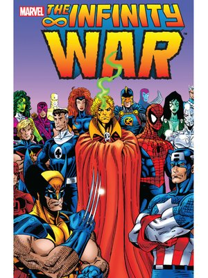 cover image of The Infinity War