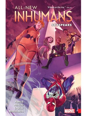 cover image of All-New Inhumans (2015), Volume 2