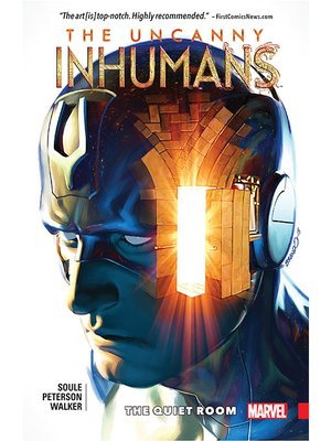 cover image of The Uncanny Inhumans (2015), Volume 2