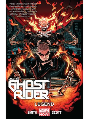 cover image of All-New Ghost Rider (2014), Volume 2