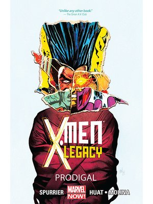 cover image of X-Men: Legacy (2013), Volume 1