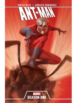cover image of Ant-Man: Season One