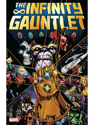 cover image of The Infinity Gauntlet