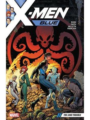 cover image of X-Men Blue (2017), Volume 2