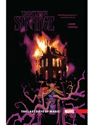 cover image of Doctor Strange (2016), Volume 2