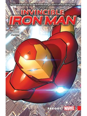 cover image of The Invincible Iron Man (2016), Volume 1