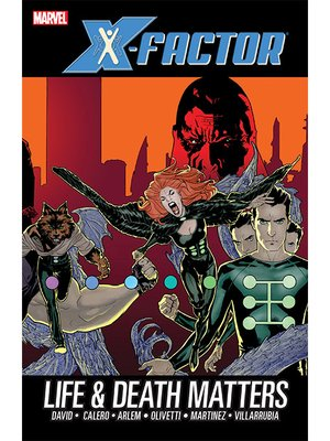 cover image of X-Factor (2006), Volume 2
