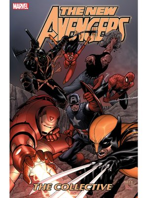 cover image of New Avengers (2004), Volume 4