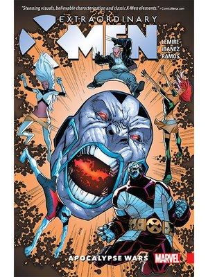 cover image of Extraordinary X-Men (2015), Volume 2