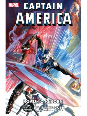 cover image of Captain America: Road To Reborn