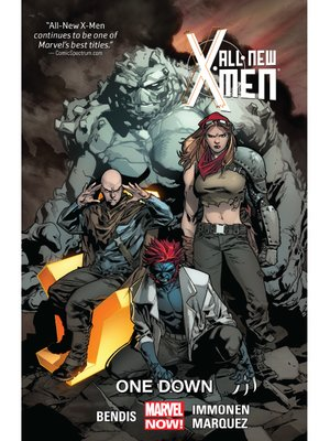 cover image of All-New X-Men (2012), Volume 5