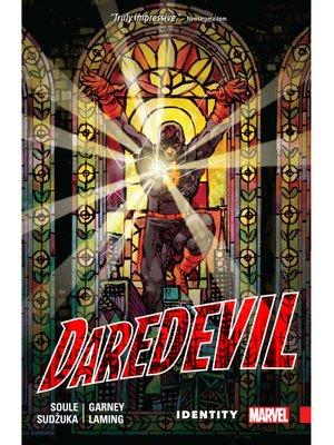 cover image of Daredevil (2016): Back In Black, Volume 4