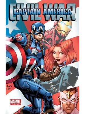 cover image of Marvel Universe Captain America: Civil War