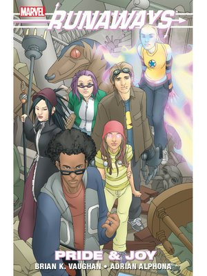 cover image of The Runaways (2003), Volume 1