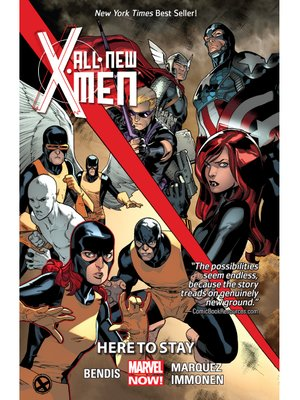 cover image of All-New X-Men (2012), Volume 2