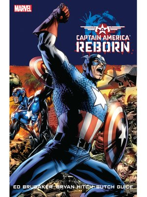 cover image of Captain America: Reborn