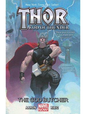 cover image of Thor: God of Thunder (2013), Volume 1