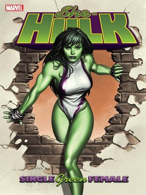 cover image of She-Hulk (2004), Volume 1