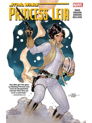cover image of Star Wars: Princess Leia