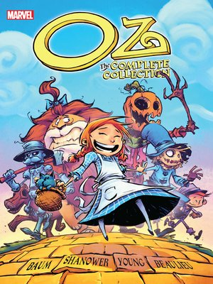 cover image of Oz: The Complete Collection: Wonderful Wizard/Marvelous Land
