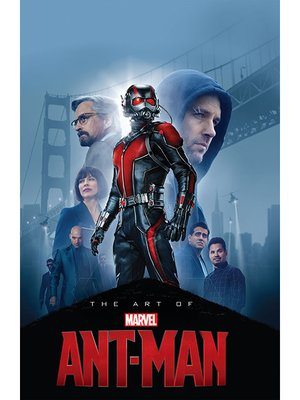 cover image of Marvel's Ant-Man: The Art of the Movie