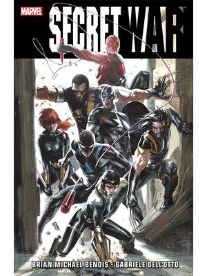 cover image of Secret War