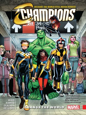 cover image of Champions (2017), Volume 1