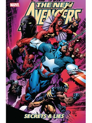 cover image of New Avengers (2004), Volume 3