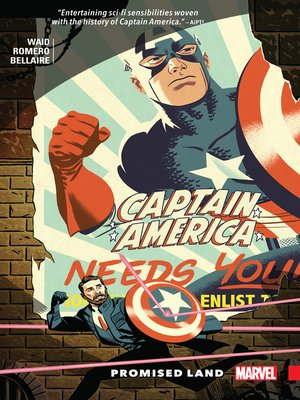 cover image of Captain America: Promised Land