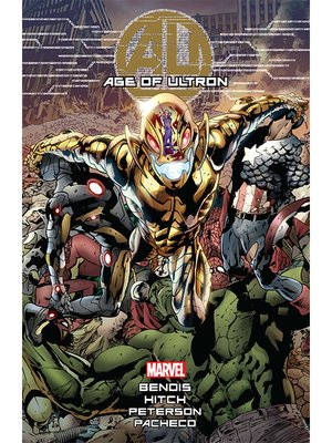 cover image of Age of Ultron
