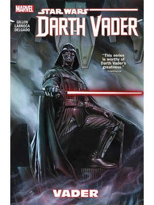 cover image of Darth Vader (2015), Volume 1